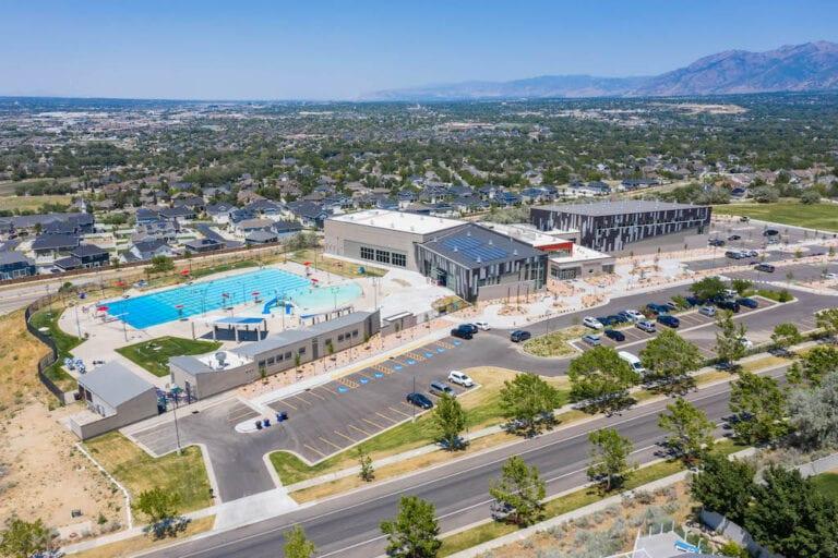 New 60,000 Sq Ft Recreation Center
