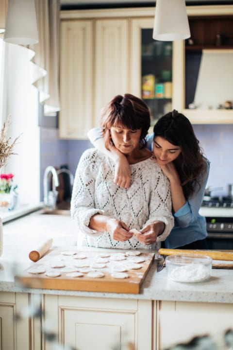 Real Estate Utah parent cooking