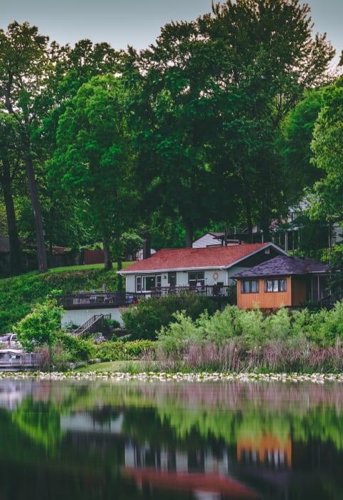 Real Estate Utah family owned lake property